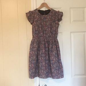 J Crew Crewcuts Girls Size 14 / XS Prairie Dress
